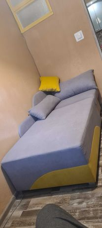 Sofa rozkładana/łóżko ELO lewostronna