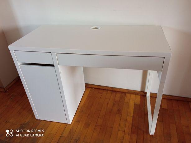 Biuro biale IKEA