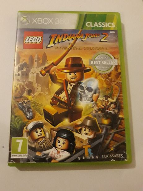 Indiana Jones 2 XBOX 360 KR