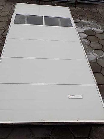 Brama garażowa , panelowa , segmentowa 180x417cm