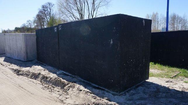 Szambo betonowe szamba betonowe zbiornik betonowy na deszczówkę 13m3