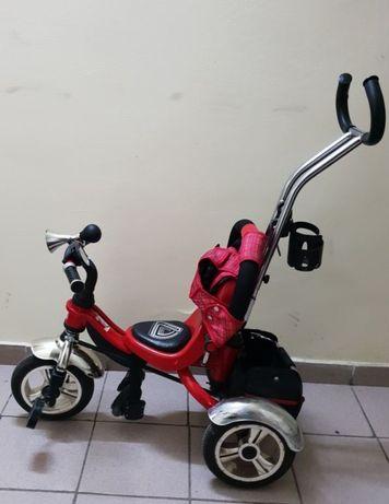 Детский велосипед с ручкой 3 в 1 (3в1) Lexus Trike коляска трость