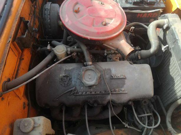 двигатель азлк2140 коробка ВАЗ 5и ст. кардан мост