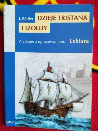 Dzieje Tristana I Izoldy J.Bédier +opracowanie