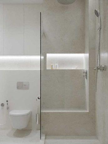 Скляні душові кабіни та перегородки з загартованого скла