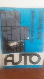 """Książka """"Fiat TEMPRA - obsługa i naprawa"""""""