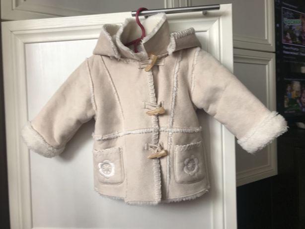 Пальто на девочку, курточка