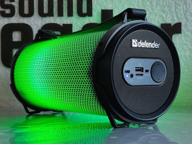 LED tuba głośnik bluetooth radio odtwarzacz MP3 boombox bezprzewodowy