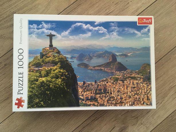 Puzzle Rio de Janeiro 1000