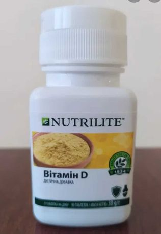 Amway Nutrilite Витамин D витамин Д