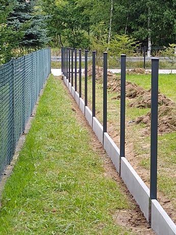 Ogrodzenie panelowe Panele ogrodzeniowe 69zł/mb SANDOMIERZ
