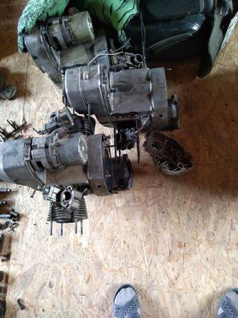 Днепр по запчастинах двигун мотор головки