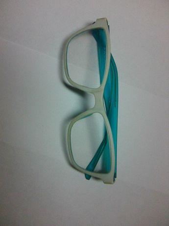 Подростковая оправа Casta CST 530 WHTBLU-очки детские