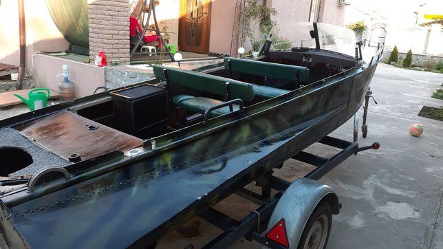 Лодка южанка супер