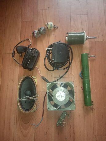 Радиодетали - 100грн