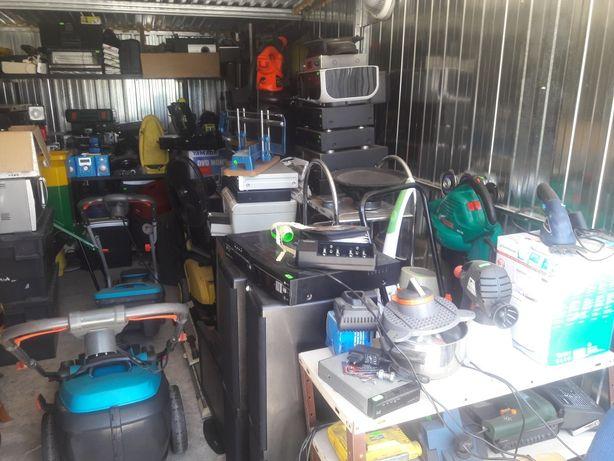 Wyprzedaż garażowa porzadki okazja sprawdz