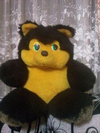 Мягкая игрушка ,,Медведь,, рост 50 см. в отличном состоянии