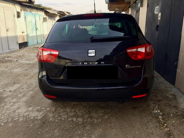 SEAT Ibiza ST ecomotive