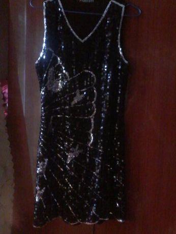 платье 44р-р,сарафан46р-р