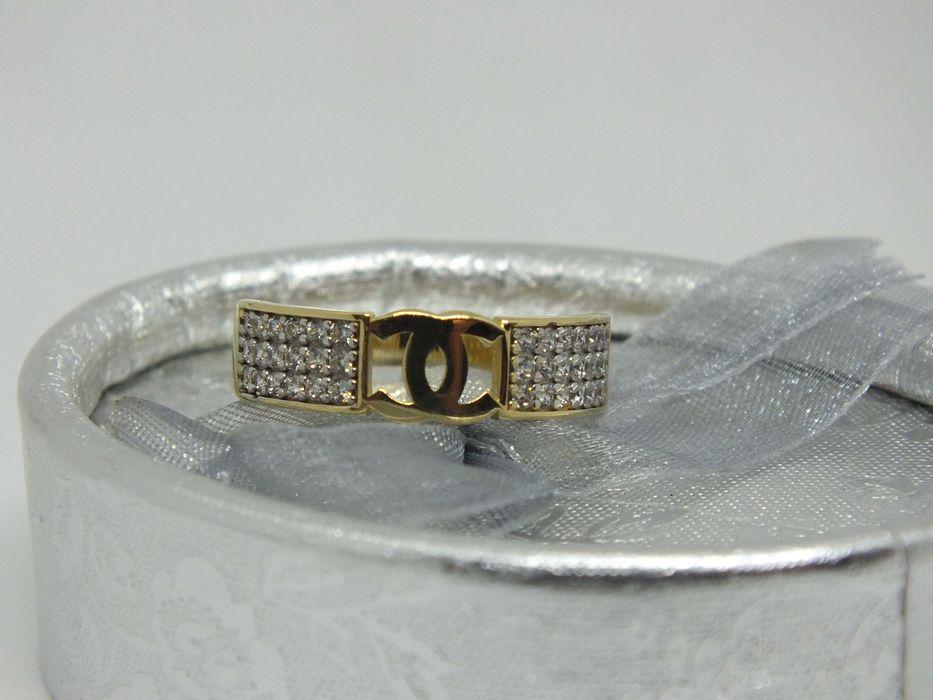 **Nowy złoty pierścionek 2,09g p.585-Lombard Stówka** Grudziądz - image 1