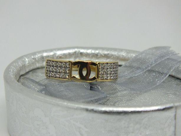 **Nowy złoty pierścionek 2,09g p.585-Lombard Stówka**