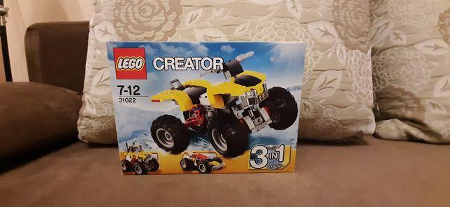 Lego Creator 3w1 31022