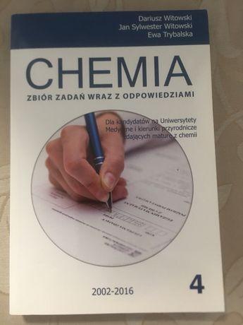 Chemia zbiór zadań wraz z odpowiedziami