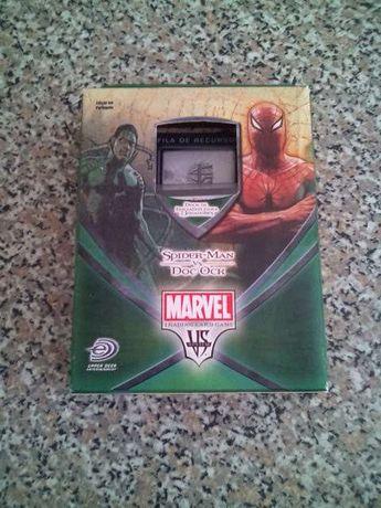 Cartas MARVEL Spider Man vs Doc Ock