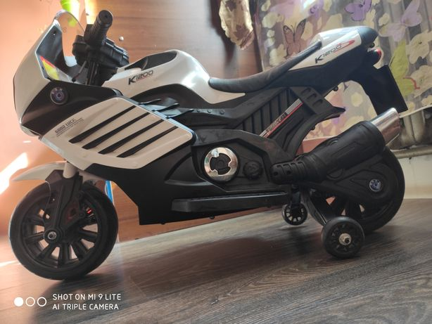 Дитячий електромотоцикл М3578