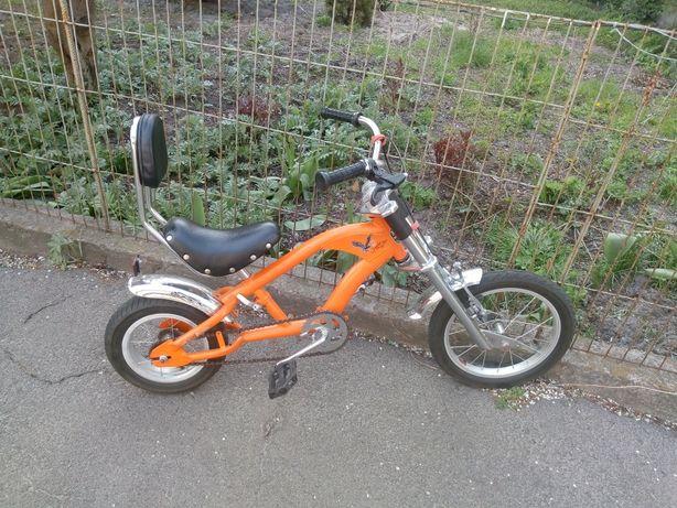 Классный велосипед- байк. Можно обмен на велосипед для подростка.