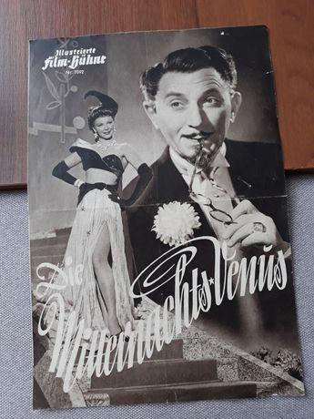 Ulotka filmu plakat z 1951r