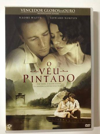 DVD O Véu Pintado