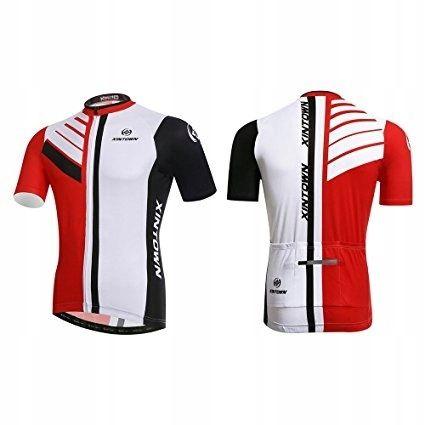 Nowa koszulka dla biegacza lub rowerzysty Skysper Xintown
