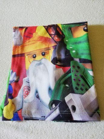 Bluzeczkę firmową z LEGO NAXO KNIGHT wzr. 134cm kontakt telef odb osob