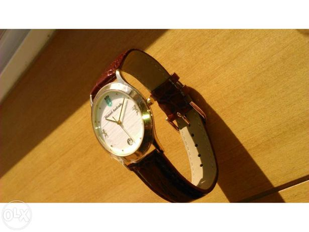2 Relógios Sporting com emblema antigo