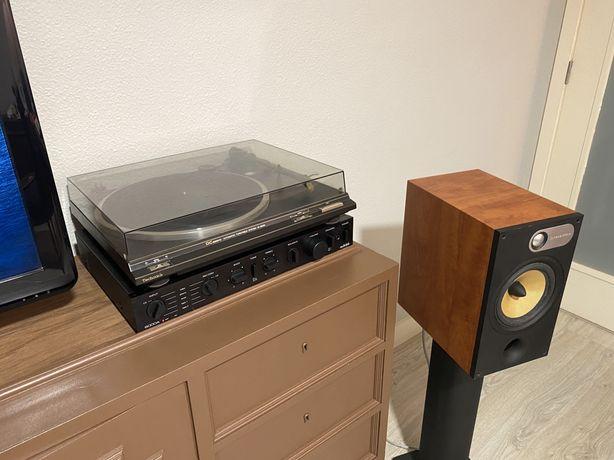 Gira discos Technics SL-BD20
