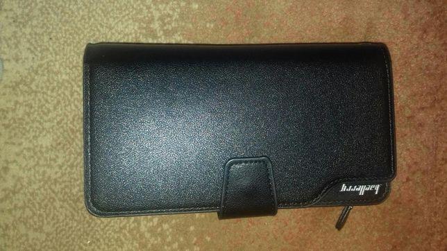 Мужской портмоне-кошелек, бумажник Baellerry