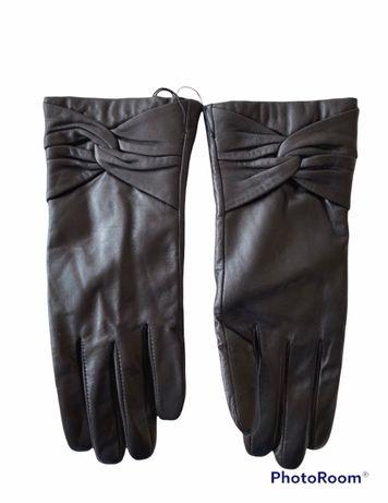 Skórzane rękawiczki Wittchen NOWE!