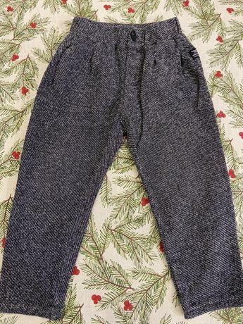 Теплые штаны Zara