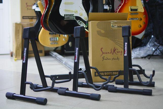 Стойка для гитары. Гитарная стойка. Подставка (Soundking, Rockstand)