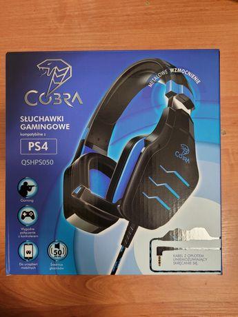 Nowe słuchawki Cobra QSHPS050 do ps4