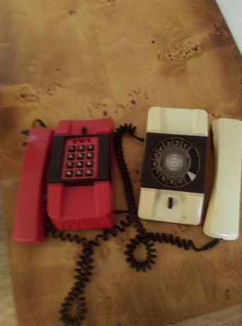 telefon PRL stary