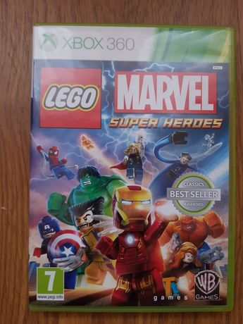 Lego Marvel Super Hereos xbox 360