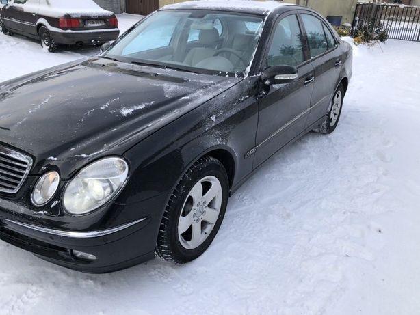 Mercedes-Benz W-211 2.7 CDI ROZBORKA Хуст вул шкільна