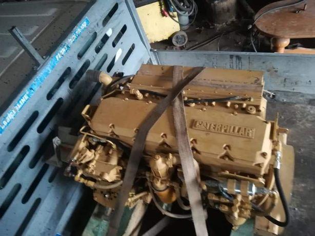 Silnik Cat 3126, 3116 części!