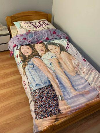 Zestaw - Pościel + poduszka z Violetty - 160x200 -HIT!