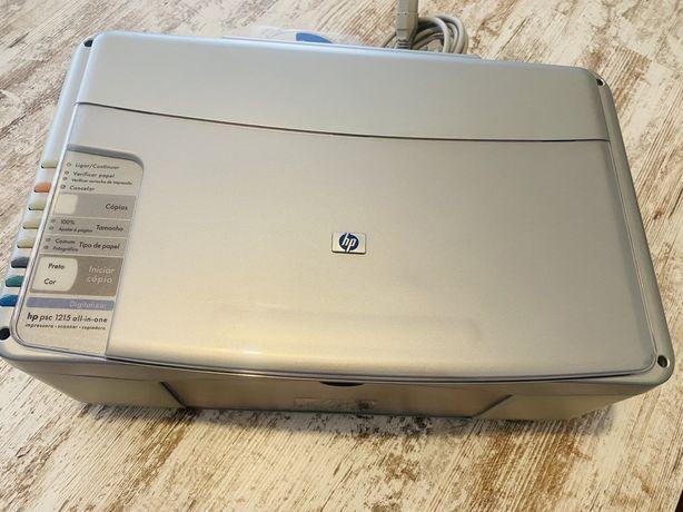 Impressora hp psc 1215 all-in-one