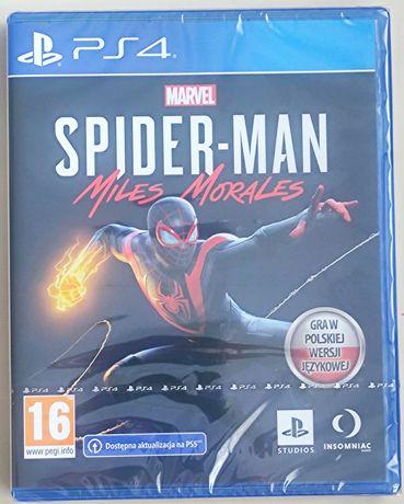 Spider-Man Miles Morales PlayStation 4, PlayStation 5, PS4, PS5, folia