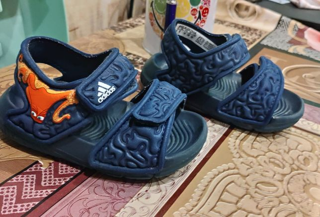 Сандали тапочки Adidas