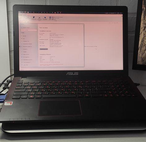 Продам ноутбук Asus X550I